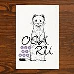 okojyo-postcard